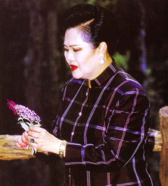 H.M. Queen Sirikit of Thailand